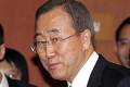 Ban Ki-Moon was the only remaining candidate after others pulled out