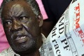 Michael Sata said the presidential election had been stolen