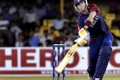 Kevin Pietersen secured victory for England scoring 90 not-out