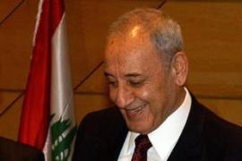 Shia leader Berri called the meeting unconstitutional