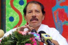 Daniel Ortega has reached out to business