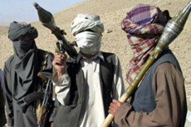 Taliban fighters have been resurgent across wide areas of southern Afghanistan [AP]