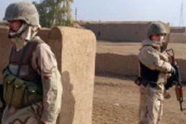 The US military announced thattwo US soldiers had been killed