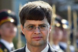 Jan Peter Balkenende's Christian Democrats have been returned to power