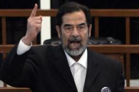 Saddam is being tried separately on charges of genocide linked to a campaign in the 1980s