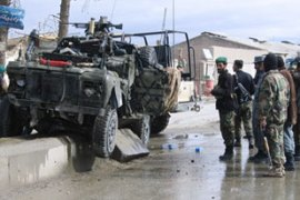 Six suicide attacks have been carried out in Kandahar in the past nine days