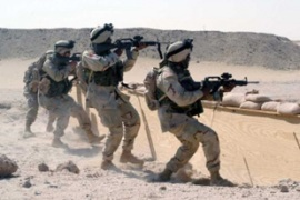 Bush plans to send 21,500 more US troops to Iraq [EPA]