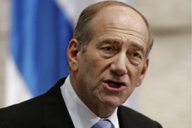 Discussions will continue when Olmert meets Egypt's prime minister on Thursday [AP]
