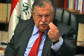 Talabani: The US report has a mentality that Iraq is a colony where they impose conditions