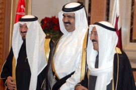 Gulf Arab leaders are worried about a possible military clash between the US or ally Israel and Iran
