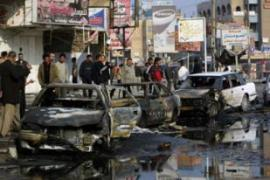 Car bombs in Baghdad claimed several lives
