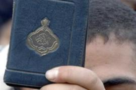 The Egyptian constitution promotes freedom ofbelief for Islam, Christianity and Judaism only