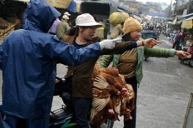 Vietnam's efforts to tackle bird flu have received widespread praise [EPA]