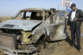 Car bombs are commonly used by Iraqi fighters[File: AFP]