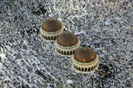Pilgrimage to Mecca is one of the five pillars of Islam [AFP]