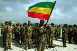 ithout Ethiopian military backing, the government may not be strong enough [AFP]