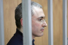 The life and trials of Khodorkovsky