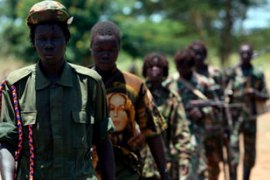 The LRA says it will only participate in peace talks at a new venue and under a different mediation [EPA]