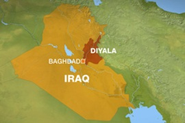 Diyala province has been the scene of recent US and Iraqi offensives against al-Qaeda in Iraq fighters