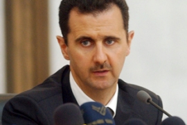 President Bashar al-Assad has kept the political system he inherited from his father largely intact [EPA]