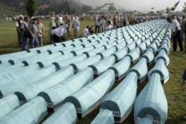 Survivors of the 1995 Srebrenica massacre are among those closely watching the verdict [AP]