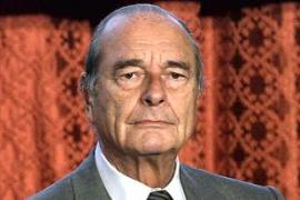 Chirac allegedly requested a pay increase for a woman paid by City Hall, but working for his party [AP]