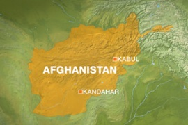 The attack took place in the province of Kandahar during the Muslim Eid al-Fitr festival