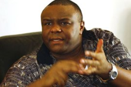 Bemba was defeated in presidential elections last year [AFP]