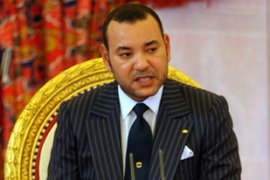 King Mohammed VI: Investment in his country has grown thanks partly to state-backed projects [AP]Investment in his country has grown thanks partly to state-backed projects