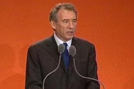 Bayrou, who came third in the first round, has not backed either candidate in the May 6 runoff [AFP]