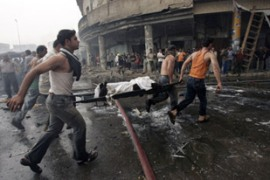 The carnage continues despite a US-led security crackdown in Baghdad [Reuters]