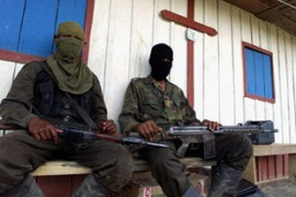 Colombia's leftist guerrillas have been waging a decades-old conflict with the government