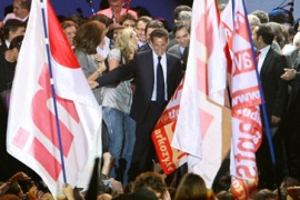 Sarkozy wins French election
