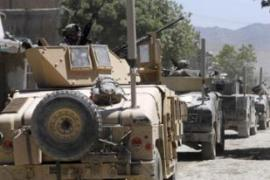ISAF soldiers in remote areas of Afghanistan are a favoured target of attack by Taliban fighters