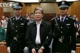 Zheng Xiaoyu was sentenced to death for taking more than $800,000 in bribes
