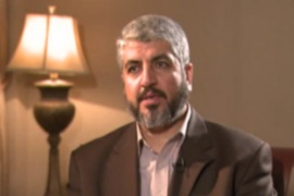 Meshaal says Hamas is open to reconciliation with Abbas
