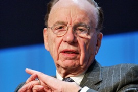 Rupert Murdoch's offer for Dow Jones could easily be paid out of News Corp.'s cash stockpile [AFP]