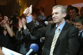 Yves Leterme's Flemish Christian Democrats handed a stinging defeat to the Liberal Democrats [AFP]