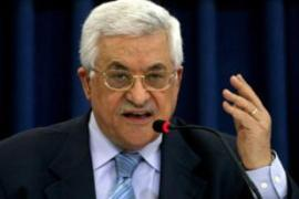 "Abbas accused Hamas of sacrificing national priorities for its ""project of darkness"" [AFP]"