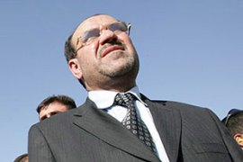 Al-Maliki said a committee would be established to supervise the arming of Sunni tribesmen [EPA]
