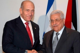 Israel's amnesty is seen as move to strengthen Mahmoud Abbas [EPA]