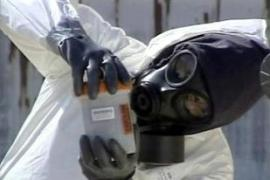 UN inspectors are working to destroy 71,000 tonnes of chemical weapons [File: AP]