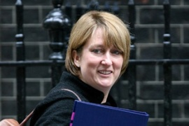 Jacqui Smith, UK's interior minister, said terror threat has not gone away [AFP]
