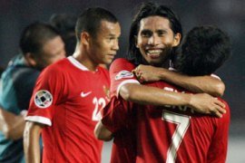 Indonesia down Bahrain