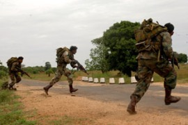 Sri Lankan forces say they have forced out Tamil Tigers from the eastern jungles in the past [EPA]