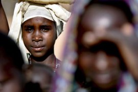 About 230,000 Sudanese refugees and 120,000 Chadians have fled the villages near the border [EPA]