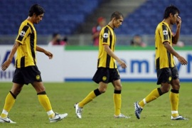 Malaysia football boss fights on