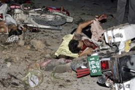 Death toll in Islamabad suicide attack rises to 16 [Reuters]