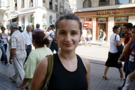 Turkey's young voters