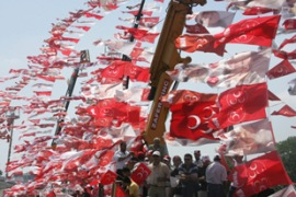 Turkish parties wrapped up their election campaigns on the eve of the July 22 election [EPA]